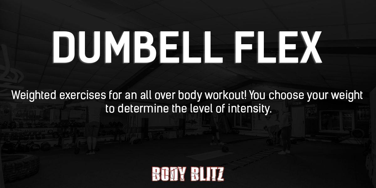 Dumbell Flex Class
