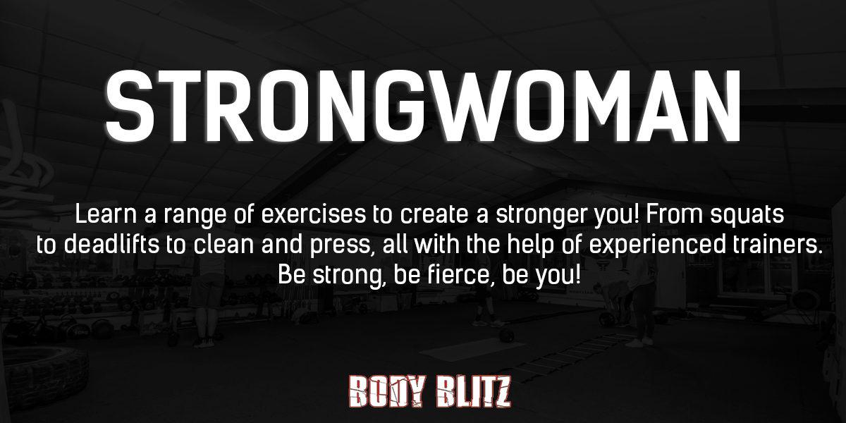 Strong woman class